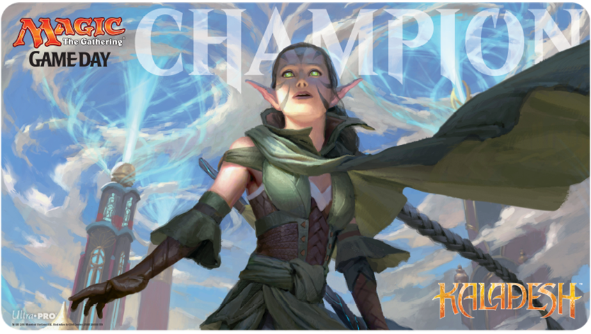 kaladesh gameday playmat