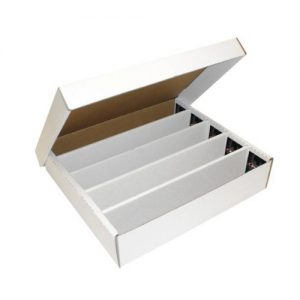 BCW Cardboard Storage Box - 5000 count