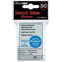 Ultra-Pro Mini American Size Card Sleeves