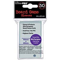 Ultra-Pro Mini European Size Card Sleeves