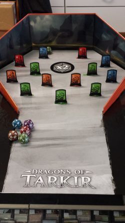 Photo of the Dragons of Tarkir Skill Game