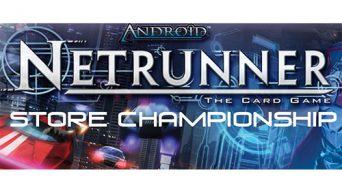 Netrunner Store Championships Banner