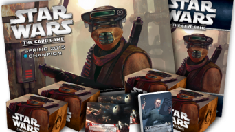 Star Wars LCG Promo stuff