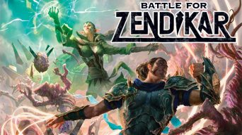 Battle for Zendikar Banner
