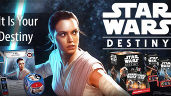 Star Wars Destiny Banner
