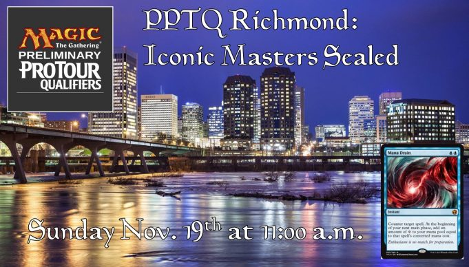 PPTQ Richmond Banner
