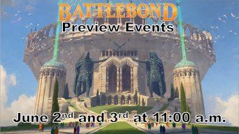 Battlebond Preview Events Banner