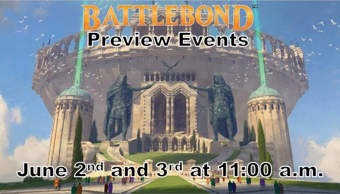Battlebond Preview Events Banner