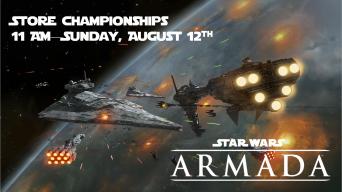 Star Wars Armada Store Championship 2018 Banner