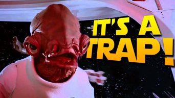 Admiral Ackbar: It