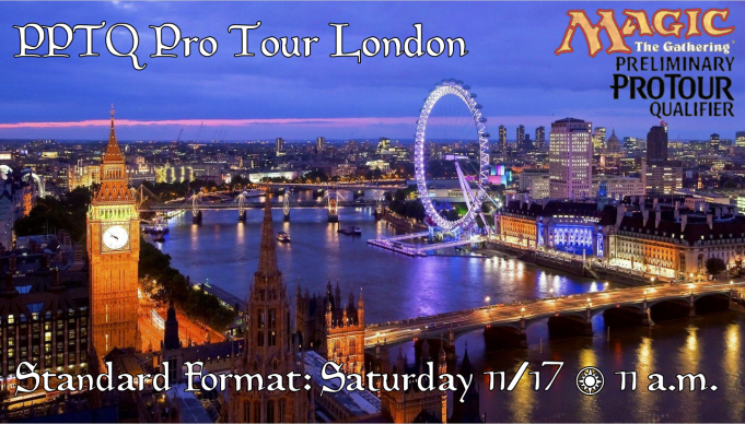 PPTQ London Banner