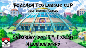Pokemon League Cup Thunder Season