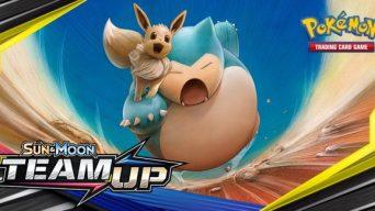 Pokemon Team Up Prerelease Banner