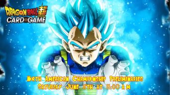 Dragon Ball Super Store Preliminaries Banner