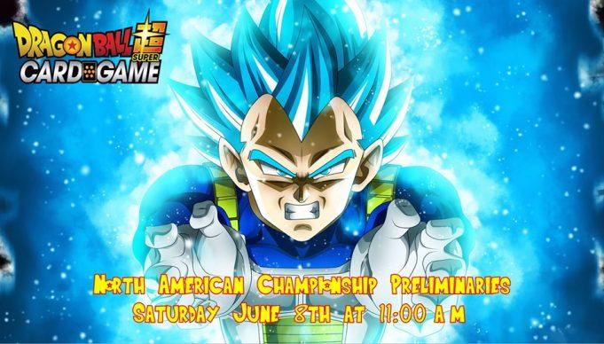 Dragon Ball Super Store Preliminaries Banner
