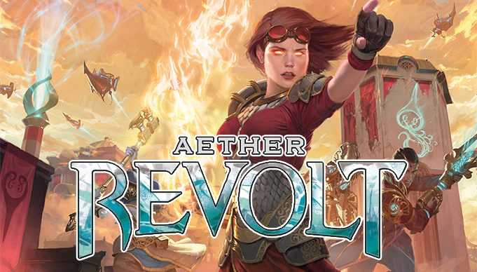 Aether Revolt Banner