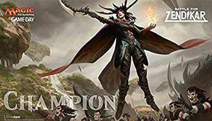 Battle for Zendikar Champion Playmat