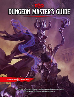 Dungeon Master's Guide cover