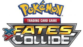 Pokemon Fates Collide Logo
