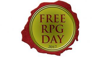 Free RPG Day 2017