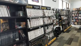 Games Workshop Shelves