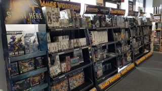 Games Workshop Figures and Terrain
