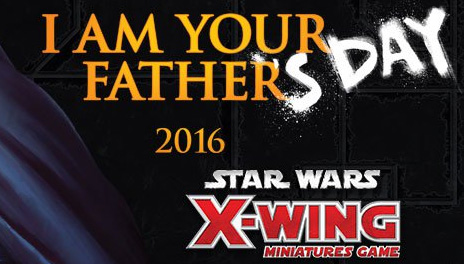 I Am Your Father's Day Banner