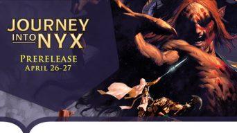 Journey into Nyx Prerelease Banner
