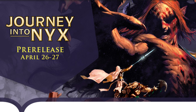 Journey into Nyx Prerelease Banner