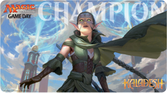 Kaladesh Game Day Playmat