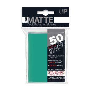 Aqua Pro Matte Ultra Pro Sleeves
