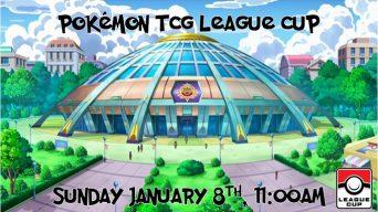 Pokemon League Cup Banner