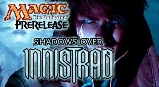 Shadows over Innistrad Prerelease Banner
