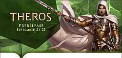 Theros Prerelease Banner