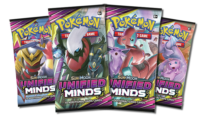Unified Minds Booster Packs