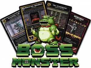 Boss Monster Decorative Image