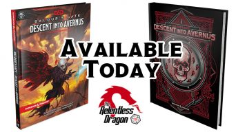 Descent into Avernus - Available Today