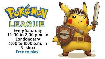 Pokemon League Banner