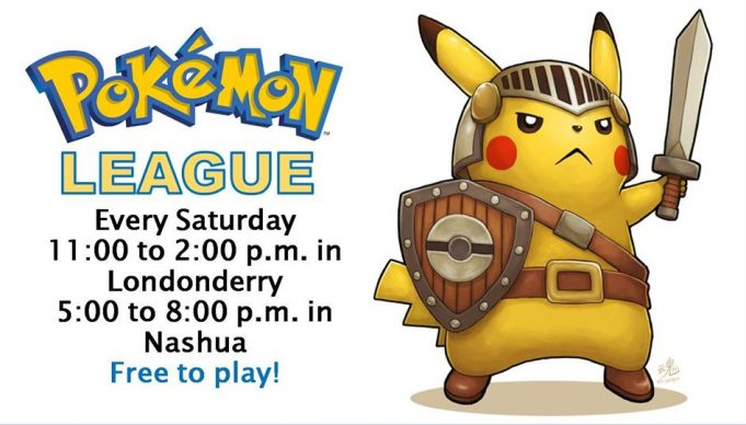 Pokemon League Banner