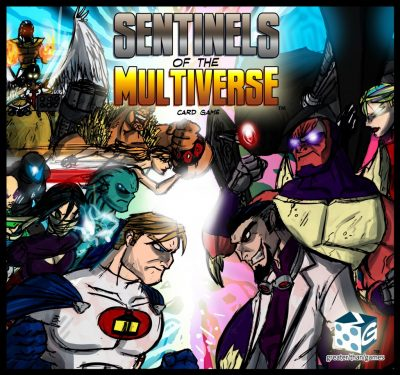 Sentinels of the Multiverse Decorative Image