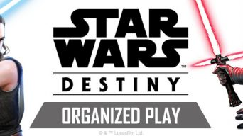 Star Wars Destiny Organized Play