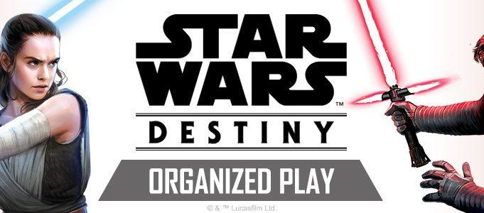 Star Wars Destiny Organized Play