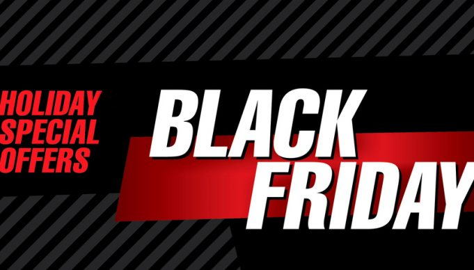 Black Friday Weekend 2020 Sale!