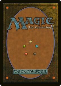 Magic: the Gathering Card Back - Black