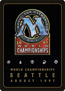 Card Back - World Championship
